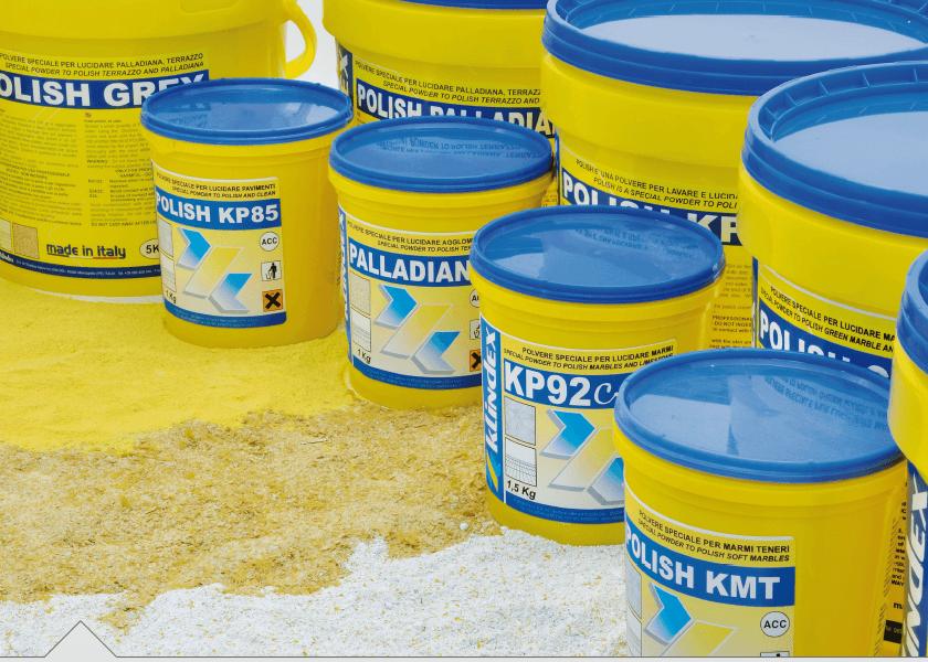 Polishing Powders & Creams