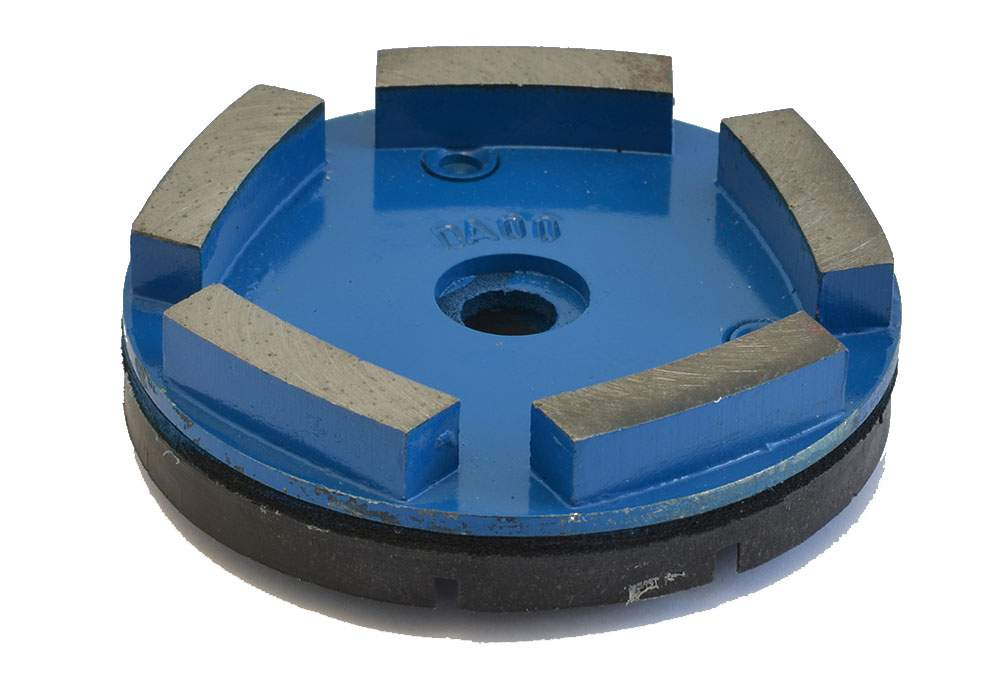 "DA DIAMOND TOOLS 4""/100MM 4 SEGMENTS"