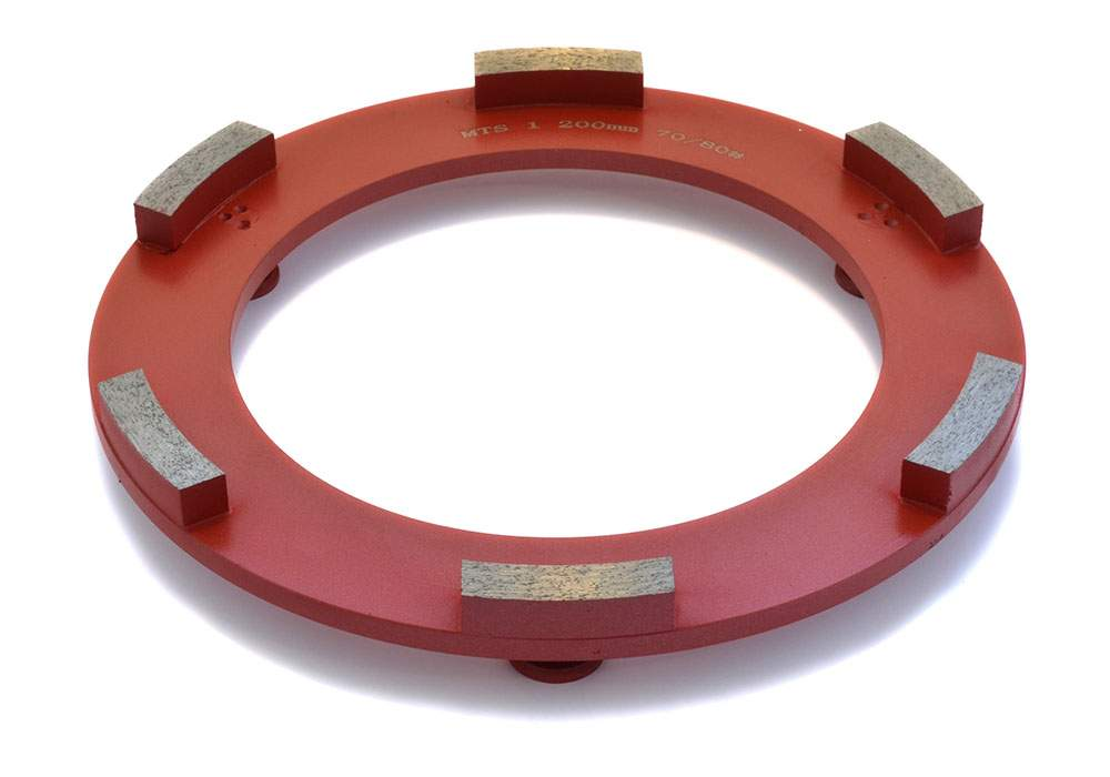 "MTS DIAMOND TOOLS 8""/200MM 6 SEGMENTS"