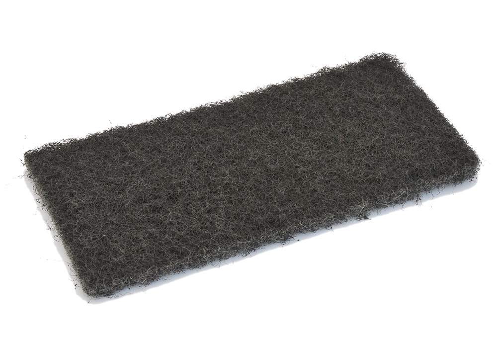BLACK FLOOR PAD
