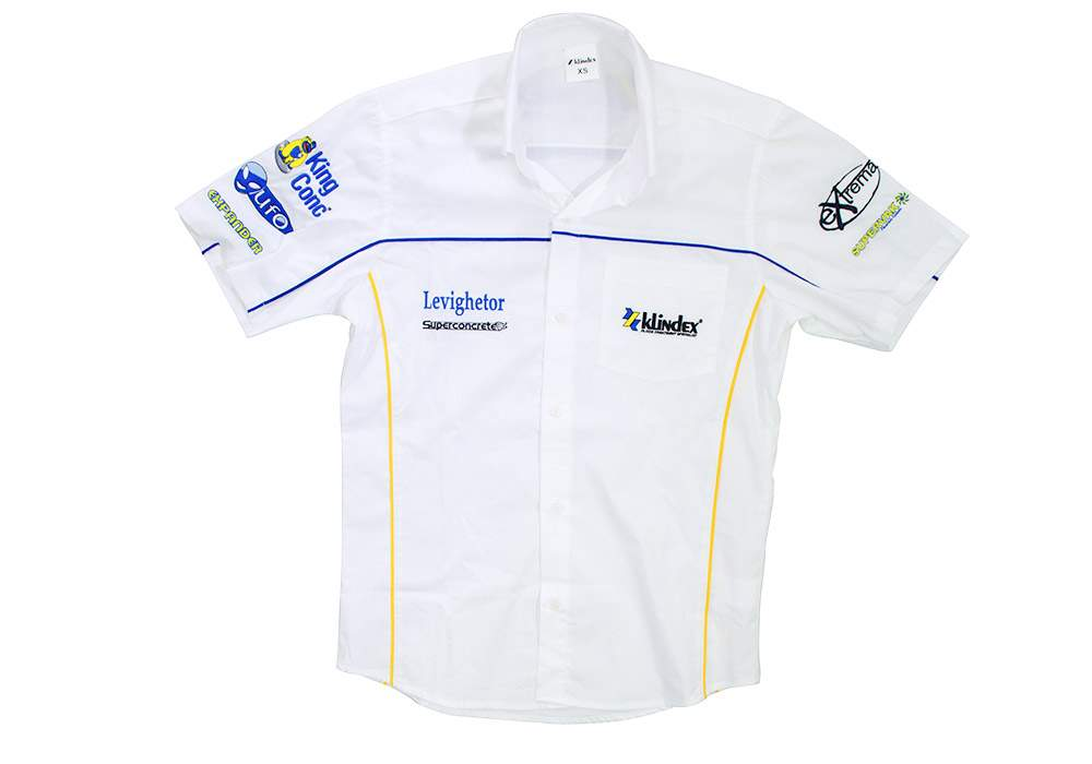 KLINDEX SHORT SLEEVE SHIRT 1