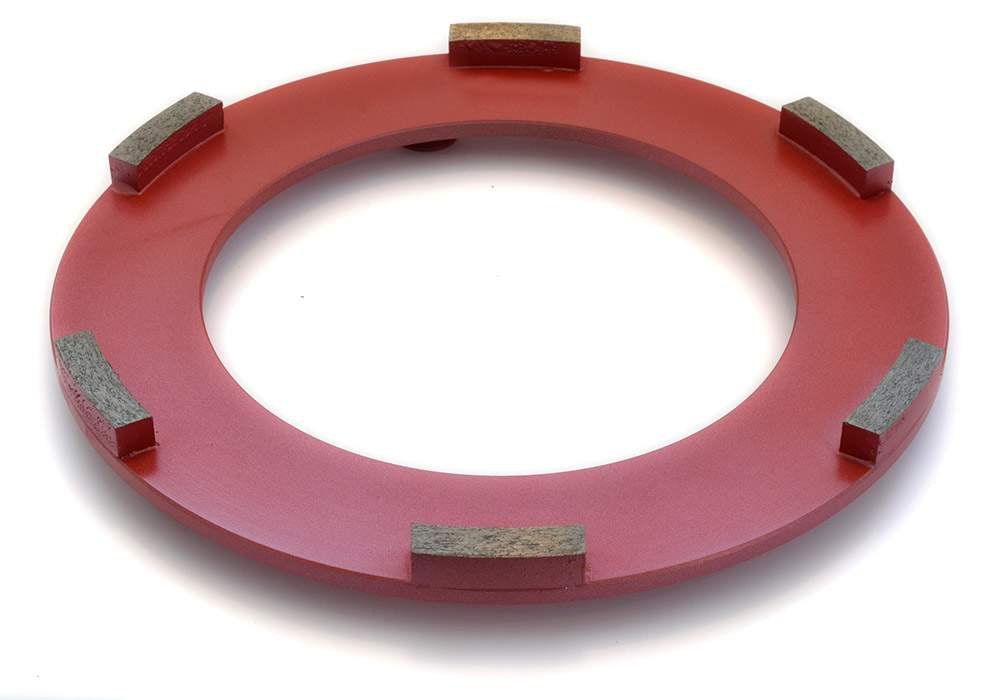 CD 9,5''/240MM 6 SEGMENTS