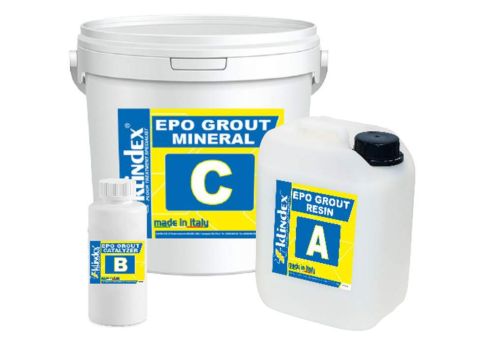 EPO GROUT SYSTEM 1