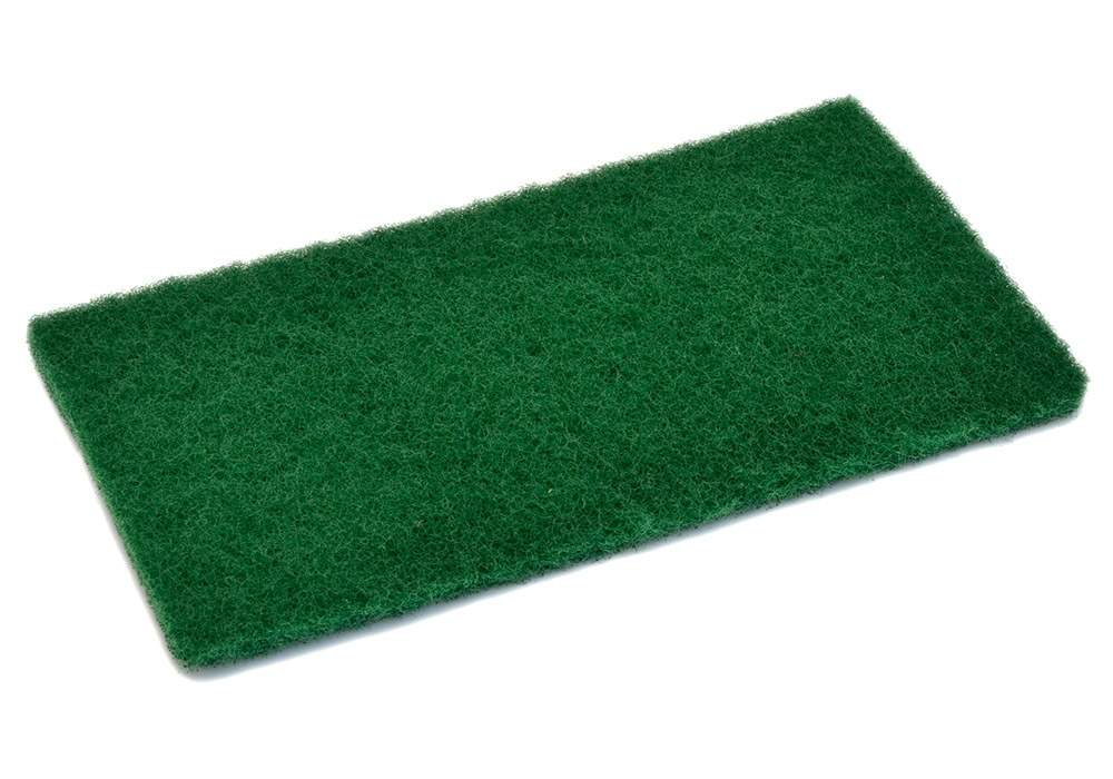 GREEN FLOOR PAD 1