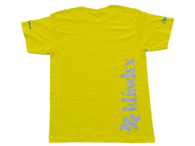 KLINDEX'S YELLOW T-SHIRTS 2