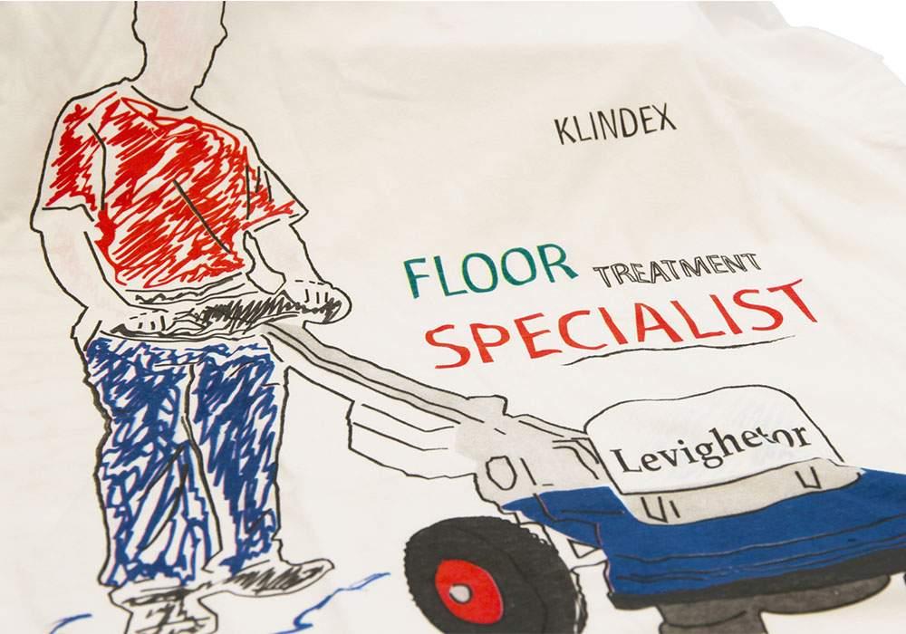 KLINDEX'S WHITE T-SHIRTS 3