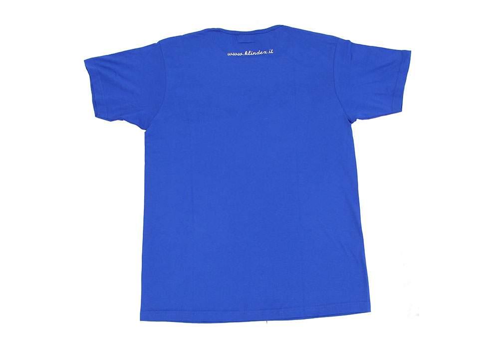 KLINDEX'S BLUE T-SHIRTS 2