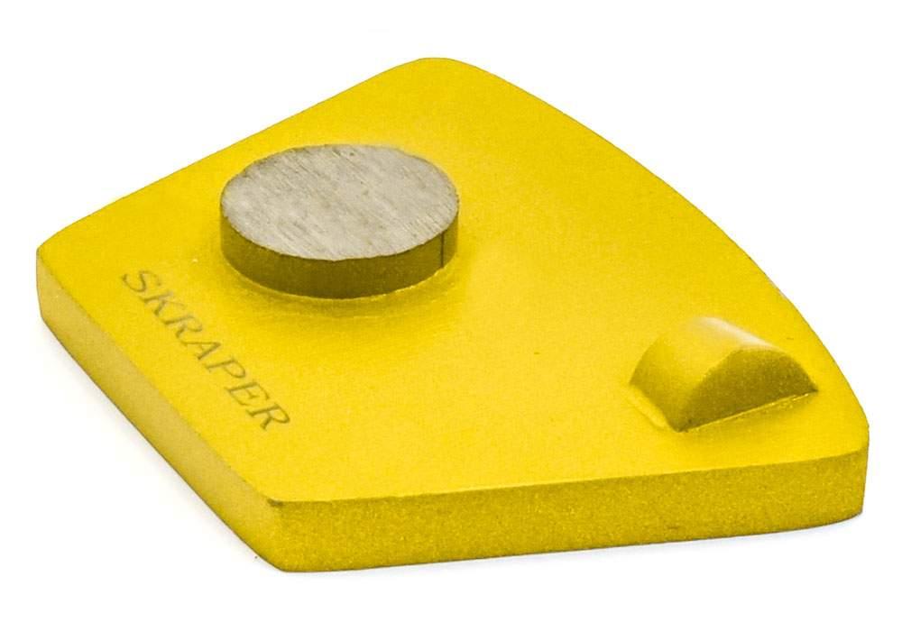 SKRAPER PCD QUICK LOCK 1