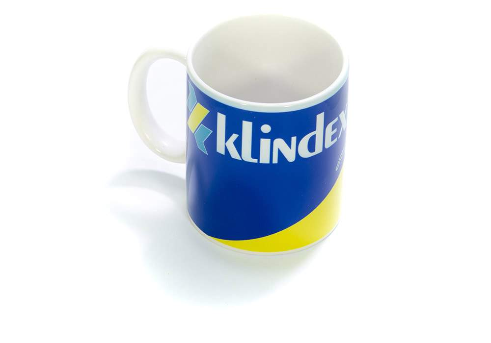 KLINDEX COFFEE MUG 2