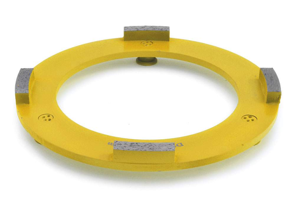 "TCK DIAMOND TOOLS 8""/200MM 4 SEGMENTS"