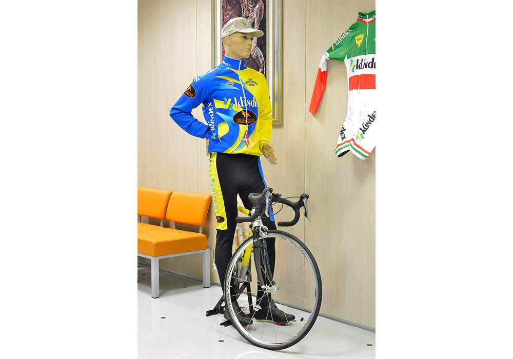 WINTER CYCLE CLOTHING